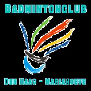 Logo Badmintonclub Den Haag-Mariahoeve